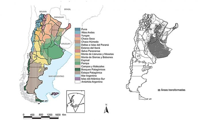 What Are The Natural Resources In Argentina Lifeder English - Argentina map natural resources